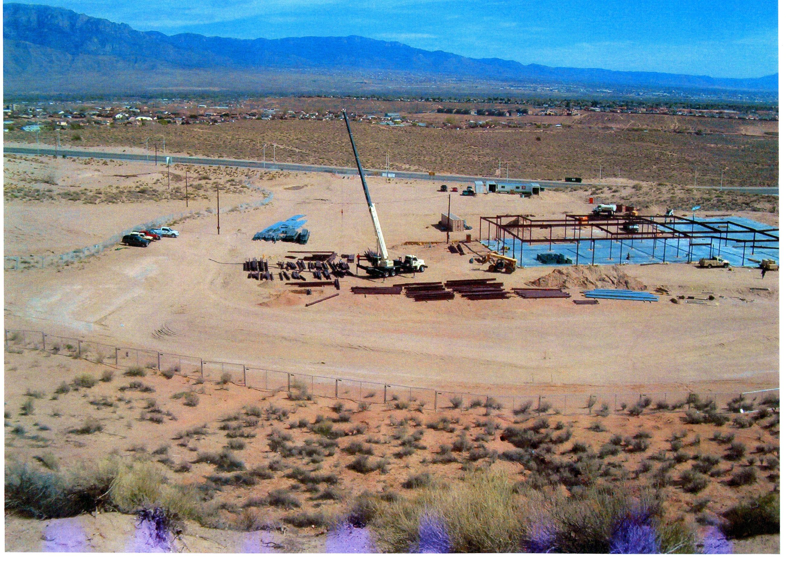 Loma Colorado Building Site