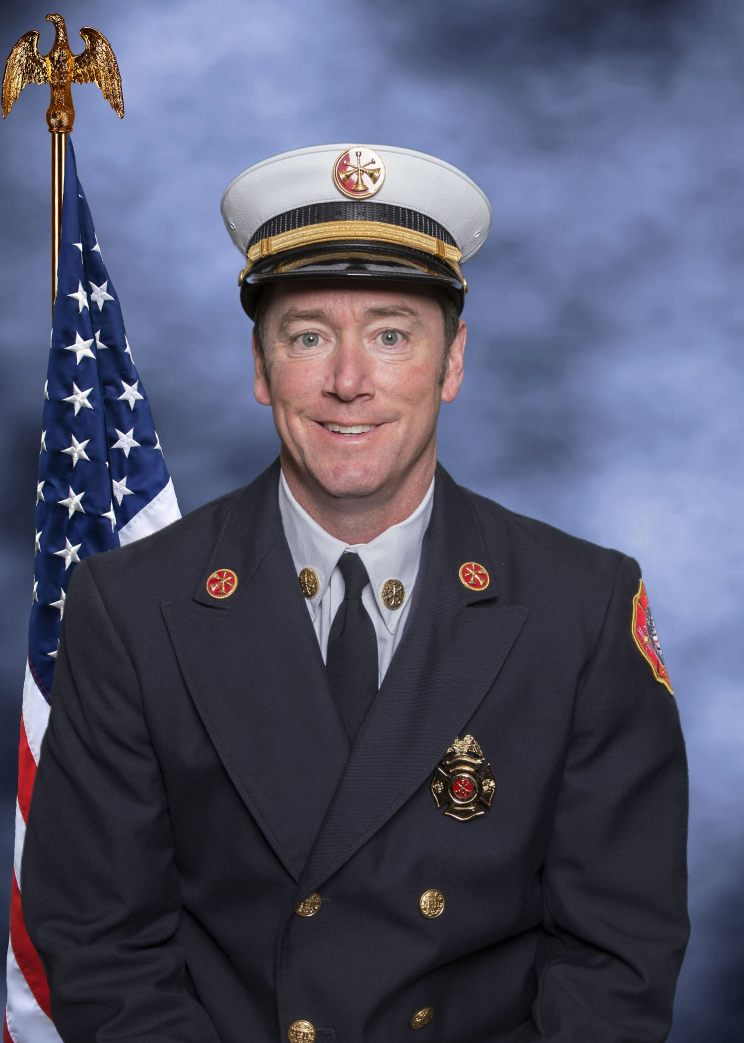 Dep. Chief Richard Doty