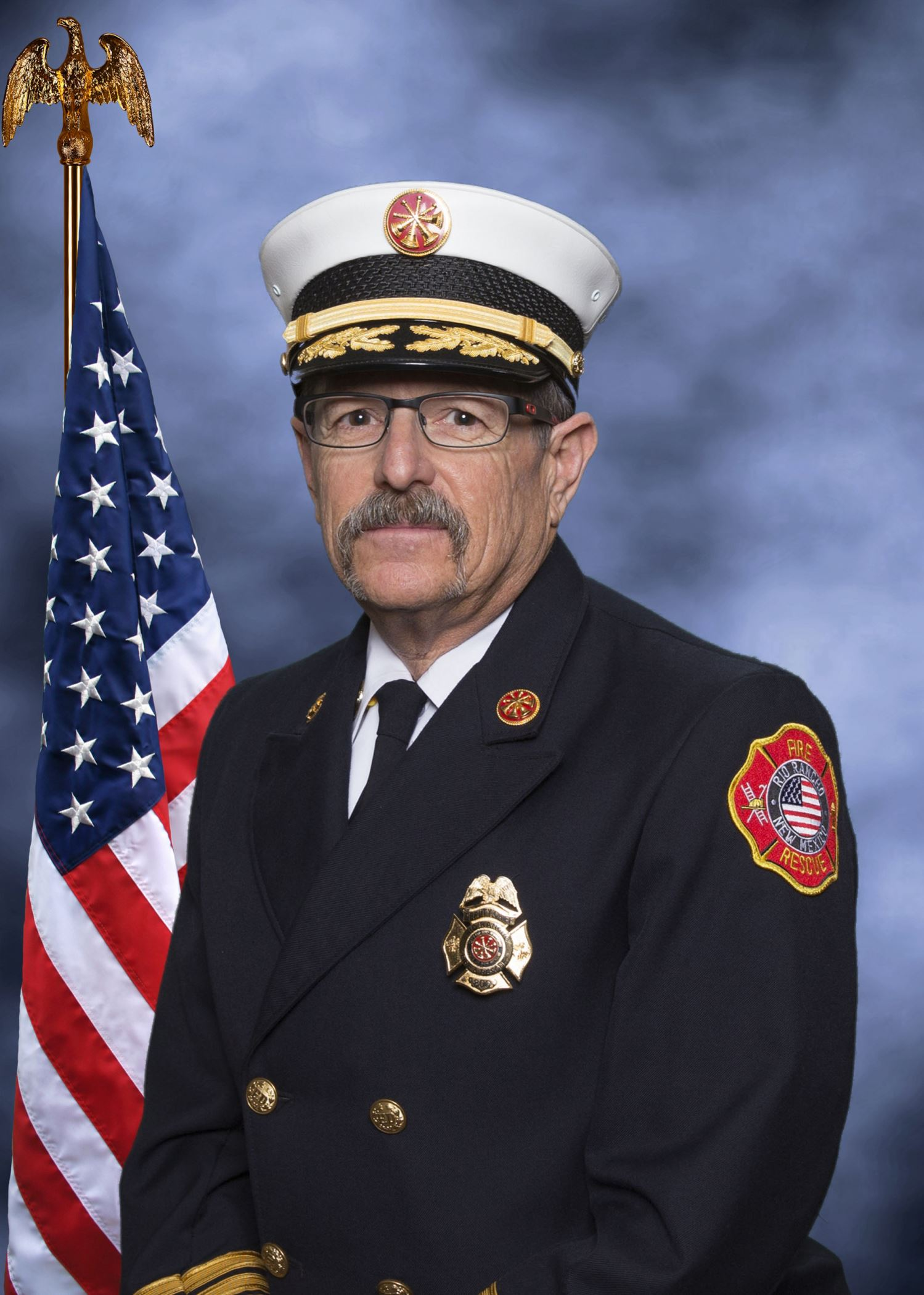 Fire Chief Paul Bearce