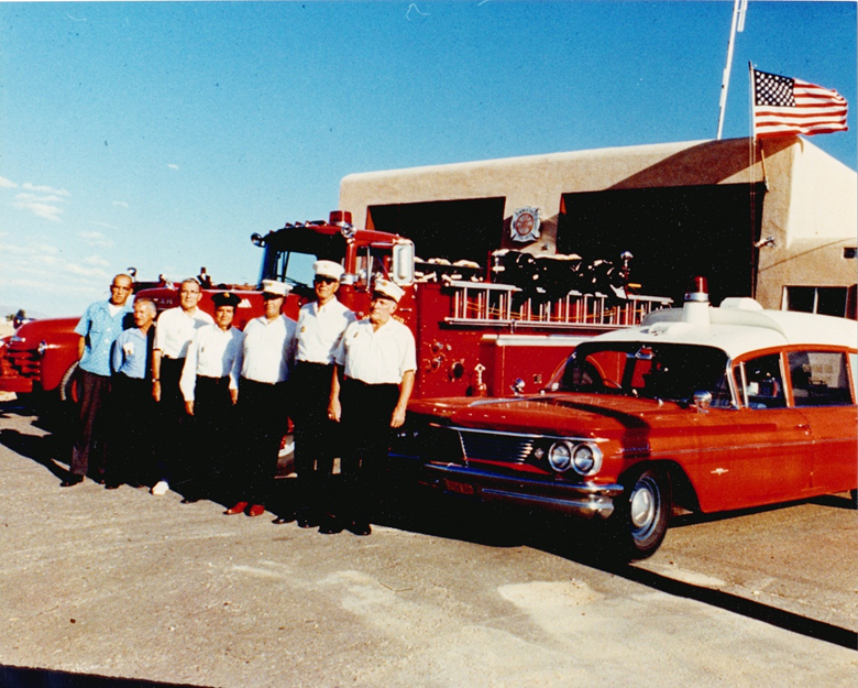 1965 Volunteer Fire Department